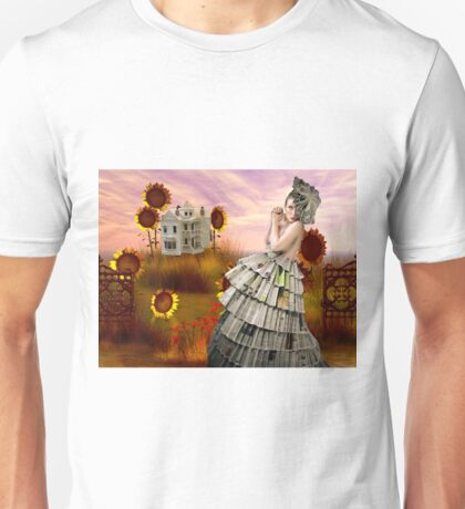 PAPERDOLL WORLD Unisex T-Shirt