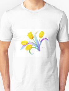 Tulip Fantasy, Just for Fun Unisex T-Shirt
