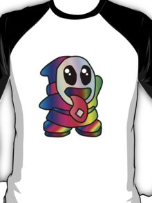 Not So Shy Guy Trippy T-Shirt