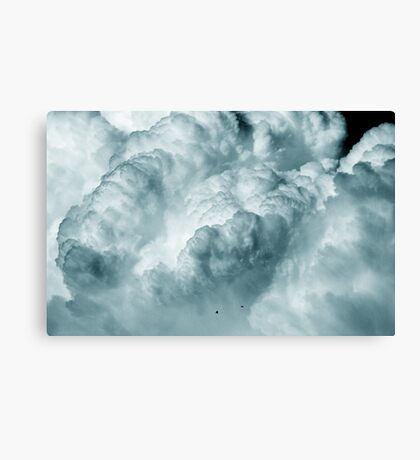 Avalanche ~ of Clouds #2 Canvas Print