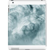 Avalanche ~ of Clouds #2 iPad Case/Skin