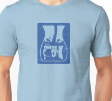 Blue Milk Unisex T-Shirt