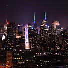 Times Square & NYC at New Year's Eve by peterrobinsonjr