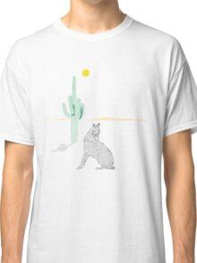 Howling coyote Classic T-Shirt