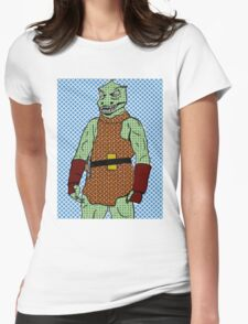 Fabulous, Savage, Never blinking Gorn Womens Fitted T-Shirt