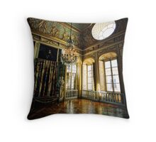 Paris 384 Throw Pillow