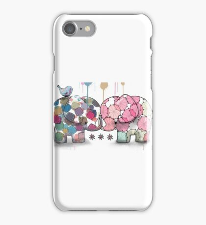 elephant confection iPhone Case/Skin