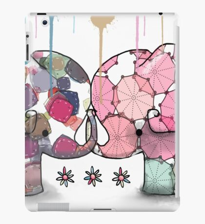 elephant confection iPad Case/Skin