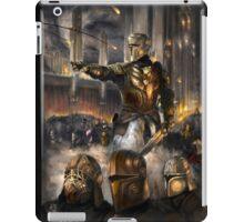 Knights Charge iPad Case/Skin