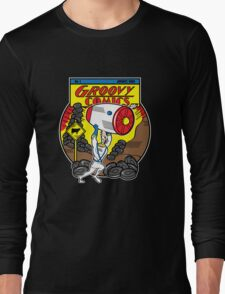 Groovy Comics Long Sleeve T-Shirt