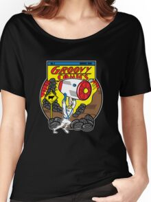 Groovy Comics Women's Relaxed Fit T-Shirt