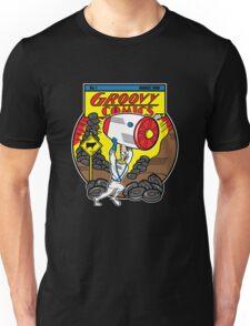 Groovy Comics Unisex T-Shirt