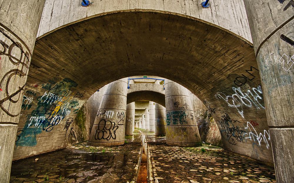 Urban Textures by Alejandro  Tejada