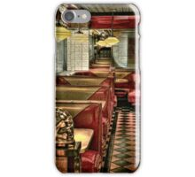 Back To The Fifties iPhone Case iPhone Case/Skin