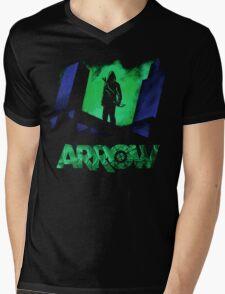 Oliver Queen Arrow  T-Shirt