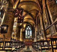 Christchurch cathedral  by willoughby