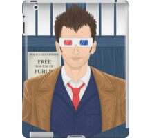 Wibbly Wobbly iPad Case/Skin