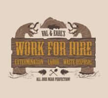 Val & Earl's Work for Hire by beware1984
