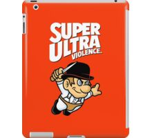 Super Ultra Violence iPad Case/Skin