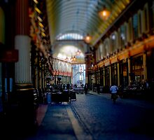 leadenhall by Adam Glen