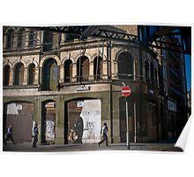 southwark street Poster