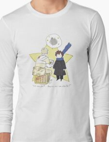 Le Petit Consulting Detective - French Long Sleeve T-Shirt