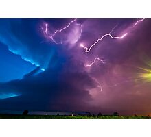 The Twilight Meso Photographic Print