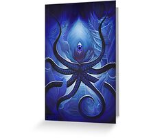 Cycloptopus Greeting Card