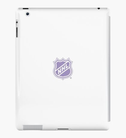 NHL Hockey Fights Cancer iPad Case/Skin