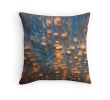 Sky Viens Throw Pillow
