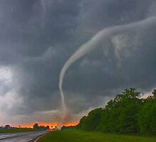 The Shawnee Tornado II by intotherfd