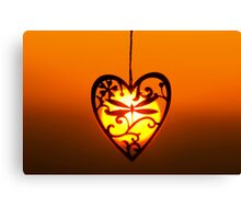 Love the Sun Canvas Print