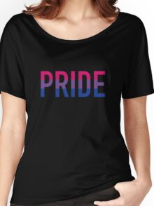Pride, Bi Women's Relaxed Fit T-Shirt