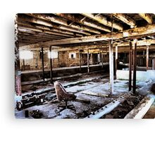 Those Were the Good Old Days Canvas Print