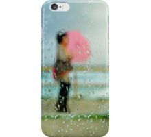 Rainy day illusions iPhone Case/Skin