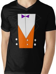 The Penguin Mens V-Neck T-Shirt