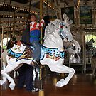 Fun On the Carousel! by Heather Friedman