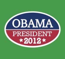Obama President 2012 Kids Clothes