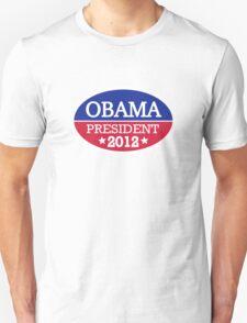 Obama President 2012 T-Shirt