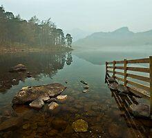 Blea Tarn Looking To Langdale by Brian Kerr