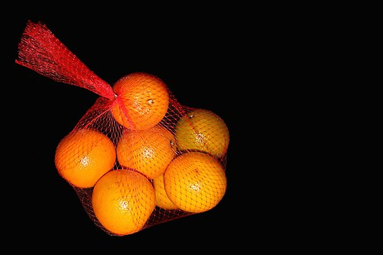 A Bag of Oranges by Debbie Pinard