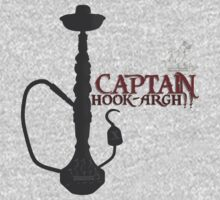 Captain Hook-argh! by rizzwizz
