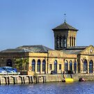 Prince of Wales Pumping Station by Tom Gomez