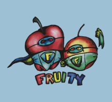Fruity Kids Tee
