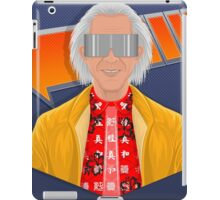 Great Scott! iPad Case/Skin