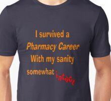 Funny Retired Pharmacist T-Shirt Unisex T-Shirt