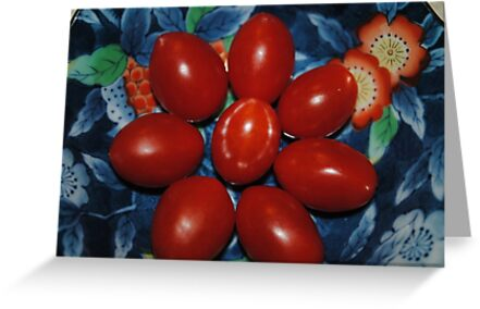 Tiny Toms by Sandra Fortier