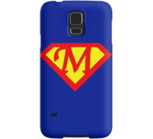 Super M Logo Samsung Galaxy Case/Skin