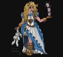 Alice in Wonderland - Steampunk style T-Shirt