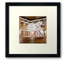 Plaza, Binns Park, 2 Framed Print